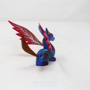 Alebrije Dragón XVIII por Paul Blas