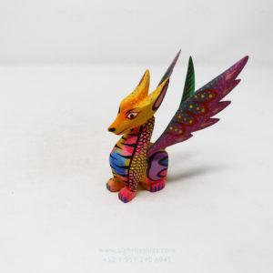 Alebrije Dragón XXI por Paul Blas