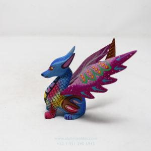 Alebrije Dragón XX por Paul Blas