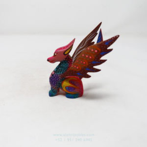Alebrije Dragón XXII por Paul Blas