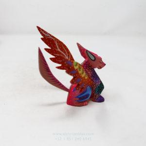 Alebrije Dragón XXIV por Paul Blas