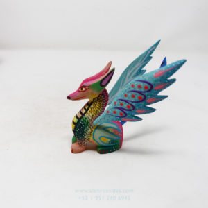 Alebrije Dragón XXVI por Paul Blas