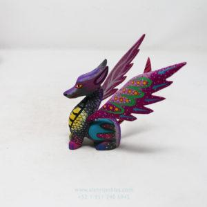 Alebrije Dragón XXVII por Paul Blas