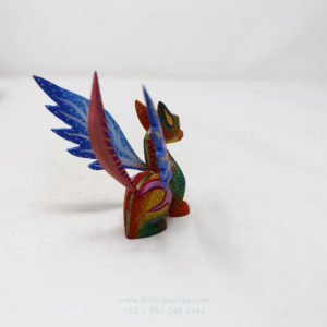 Alebrije Dragón XXX por Paul Blas