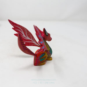 Alebrije Dragón XXXIII por Paul Blas