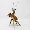 Alebrije Mantis Orquidea II por Paul Blas