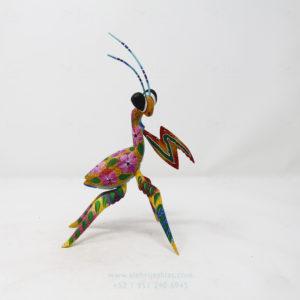 Alebrije Mantis Orquidea V por Paul Blas