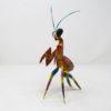 Alebrije Mantis Orquidea VIII por Paul Blas