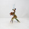 Alebrije Mantis Orquidea XI por Paul Blas