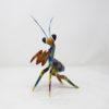 Alebrije Mantis Orquidea XV por Paul Blas