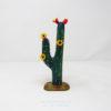Alebrije Cactus con biznagas