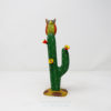 Alebrije Búho Sobre Cactus II