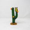 Alebrije Búho Sobre Cactus III