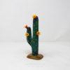 Alebrije Cactus con biznagas III
