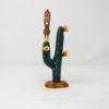 Alebrije Correcaminos Sobre Cactus II