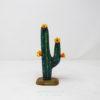 Alebrije Cactus con biznagas IV