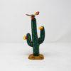 Alebrije Cactus con mariposa IV