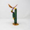 Alebrije Cactus con Colibrí
