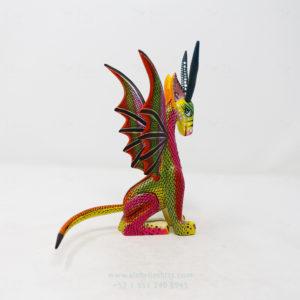 Alebrije Dragón Inocente Por David Blas