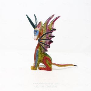Alebrije Dragón Inocente II Por David Blas