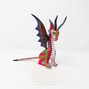Alebrije Dragón Inocente IV Por David Blas