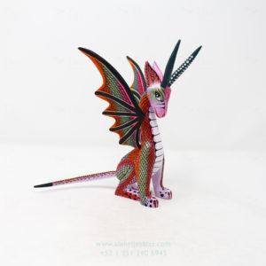 Alebrije Dragón Inocente V Por David Blas