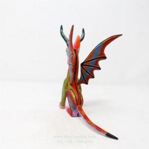 Alebrije Dragón Inocente VII Por David Blas