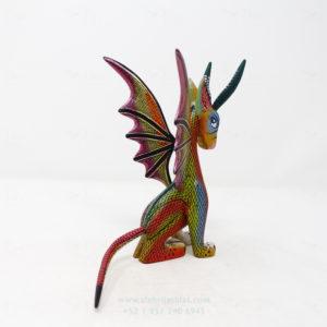 Alebrije Dragón Inocente VIII Por David Blas