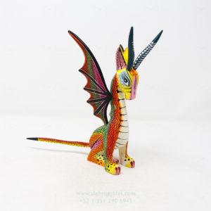 Alebrije Dragón Inocente IX Por David Blas