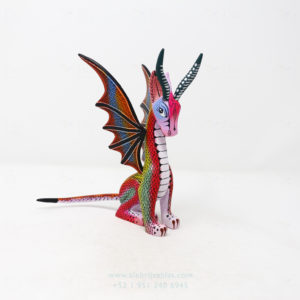 Alebrije Dragón Inocente X Por David Blas